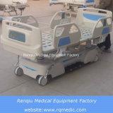 (CE, iso) base elettrica multifunzionale di professione d'infermiera, base medica, letto di ospedale