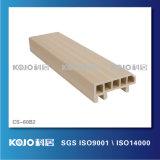 Новый Н тип линия панель шкафута украшения материальная стены WPC