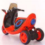 Vente en gros de motocyclette de pile électrique de roue de la couleur rouge 3