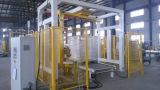 Máquina automatizada industrial de envoltorio de estiramiento