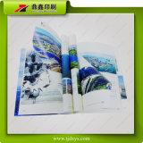 Impression de livre d'images d'exposition de thr 6ème Binhai