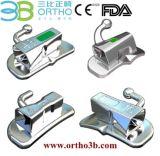 Alti tubi Bondable ortodontici di Qualty singoli con l'iso della FDA del CE