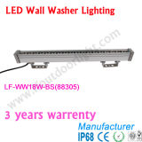 Lámpara impermeable de alta potencia 88305-18W de la luz de inundación de la luz LED de la arandela de la pared del LED 18W LED LED