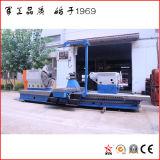 Torno horizontal grande del CNC para el tubo de petróleo que trabaja a máquina (CG61100)