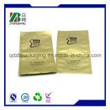 Sacchetto facciale di plastica della mascherina per il pacchetto cosmetico con il marchio su ordinazione
