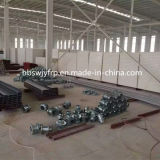 10-1500cbm Fiberglass Reinforced Plastic Panels Assembled FRP SMC Sectional Water Tank für Drinking Water Storage