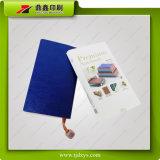 Caderno da tampa do plutônio com impressão de Papercase
