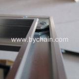 Blocco per grafici di vetro di alluminio della foto