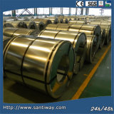 Molino de acero cubierto cinc de la bobina