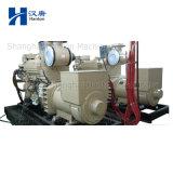Diesel van Cummins generatorreeks met kta19-DM de mariene hulpalternator van de motormarathon