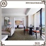 Meubilair van de Slaapkamer van het Hotel van de Sjaal van het Bed van het hotel het Moderne