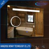 جديدة شظية بنية [لد] غرفة حمّام مرآة ذكيّة, يضاء [بفلد] جدار مرآة, [درسّينغ غلسّ] ضوء مرآة