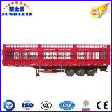 Высокого качества Tri-Axle поголовья & перевозчика грузов фермы коль тележки общего назначения трейлеры Semi