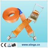 Ladung, die mit Aluminiumschaltklinke (4TX10M, peitscht)