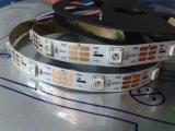 Streifen-Beleuchtung des Magie Lpd8806 RGB-DC5V schwarze Vorstand-LED