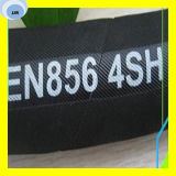 Boyau hydraulique de la meilleure qualité d'en 856 4sh Multispiral de la qualité DIN 20023