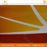 Autoadesivo resistente del contrassegno di marchio di marca dell'olio impermeabile su ordinazione