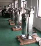 Separador tubular de alta velocidad del tazón de fuente de 105 series de GQ para la sidra