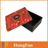 Rectángulo de regalo de papel de empaquetado al por mayor para los regalos