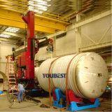 コラム及びブームを運転する自動管の溶接装置かマニピュレーターモーター