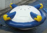 Giocattoli gonfiabili del PVC del Saturno come giocattoli dell'acqua personalizzati sosta dell'acqua del giocattolo