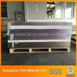 / Acrílico plástico placa de la hoja de material de construcción PMMA acrílico de Grabado