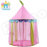 Princesse Castle Play Tent de gosses d'enfants