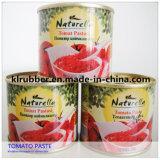 pasta de tomate 70g-4500g enlatada salsa com 28-30% Brix