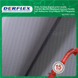 Tipos materiales de la bandera del vinilo de banderas flexión y de impresión del vinilo
