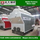Fábrica de caldeira de madeira da tonelada perfeita da condição-1