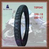 300-18, Motorrad-inneres Gefäß der Qualitäts-300-17, Motorrad-Gummireifen