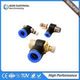 Connecteurs rapides de circuit hydraulique de garnitures pneumatiques de l'eau