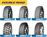 Marca de fábrica radial 315/80r22, 5 del camino del doble del neumático del carro