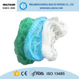Protezione chirurgica non tessuta della clip della protezione della calca di Disposabe