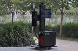 отметка лазера волокна 20W Ylpf-20A для трубы пластмассы PP/PVC/PE/HDPE