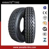 Neumático certificado PUNTO 11r24.5 del carro del fabricante de Annaite