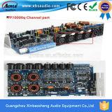 専門のアンプ、デジタルオーディオ・アンプのスピーカー、専門の電力増幅器Fp10000q