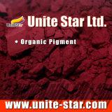 Органический красный цвет 22 пигмента для печатание тканья