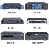2 * 7 Bandas EQ LED display Amplificador Mini Digital KTV com Echo