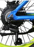 Bicicleta gorda eléctrica de la playa del neumático de la aleación ligera con Shimano Derailleur