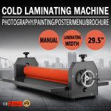 """29, Hoge niveau van de Affiche van het Metaal van de Lamineerder van 5 """" 750 mm het Koude Hand"""