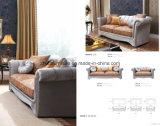 Sofá de la tela del telar jacquar para los muebles de la sala de estar