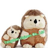 EN71 아기 선물 PP 면에 의하여 채워지는 Hedgehog 견면 벨벳 장난감