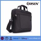15.6 polegadas Multi-Functional de nylon à moda, saco de ombro do portátil do saco do escritório de negócio