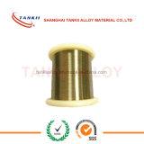 精密機械(CuNi40/CuNi44/CuNi45)のためのエナメルを塗られたManganinのConstantanの銅の抵抗ワイヤー