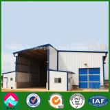 Structure métallique pour le cylindre réchauffeur en Angola (XGZ-A033)