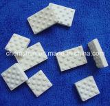 Вкладыш керамической плитки глинозема для керамики Lagging шкива