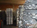 高いQualtiyのアルミニウムインゴット99.7%