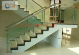 8mm, glace Tempered en verre de balustrade de balustrade de 10mm