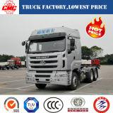 No. 1 중국 베스트셀러 Dfm/Dongfeng/Dflzm Balong 400HP 6X4 무거운 트랙터 헤드 트랙터 트럭